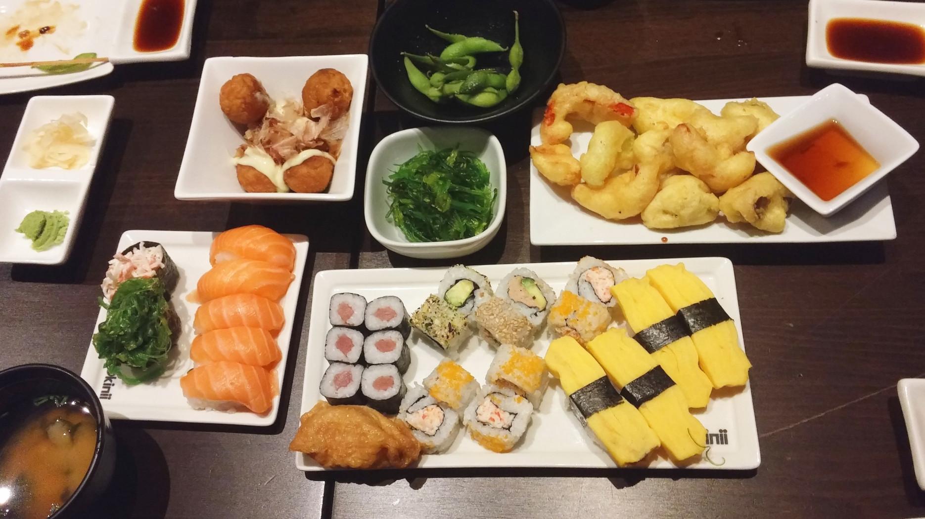 Sushi Düsseldorf Okinii