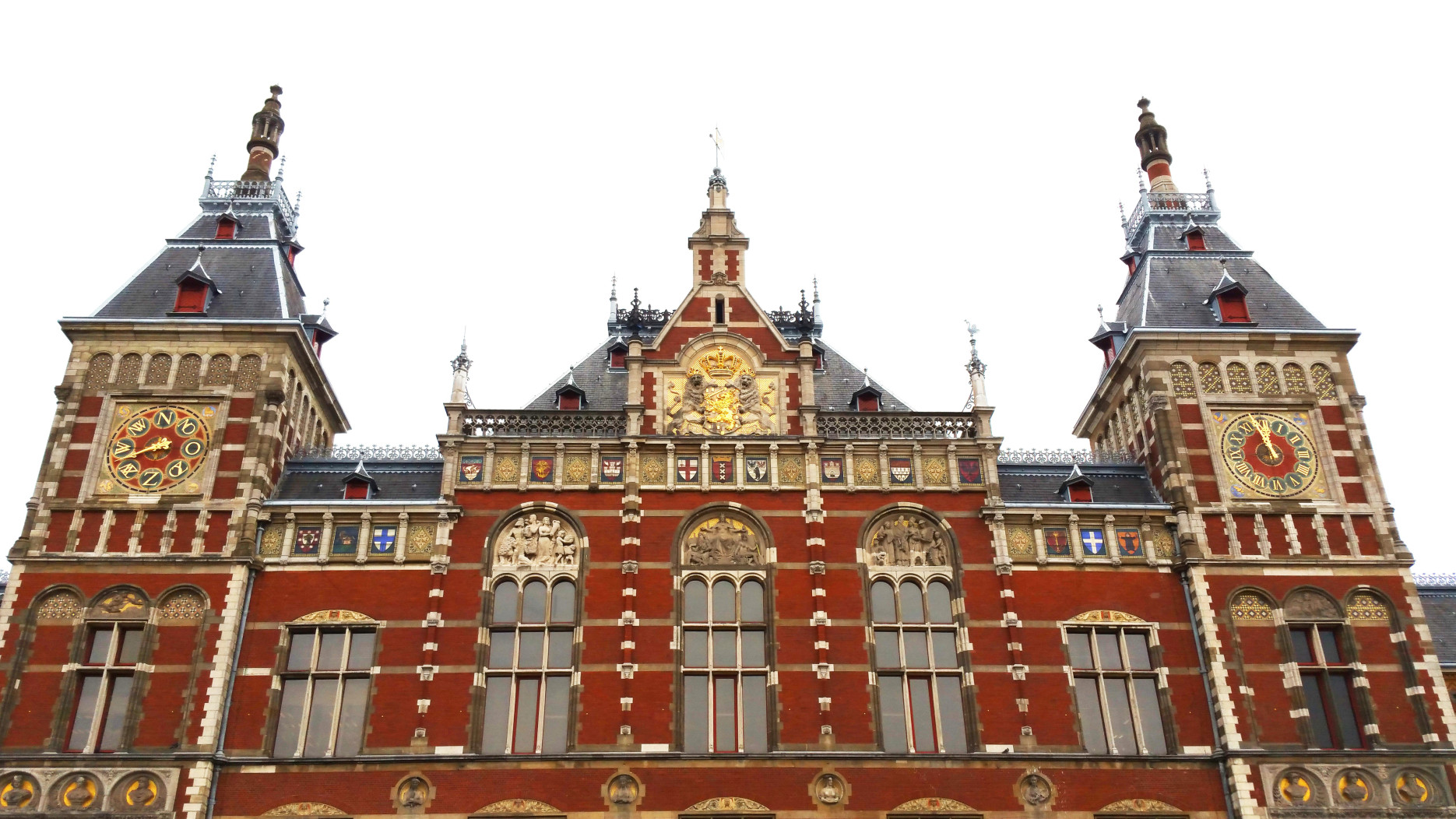 ONE DAY IN AMSTERDAM – PART I