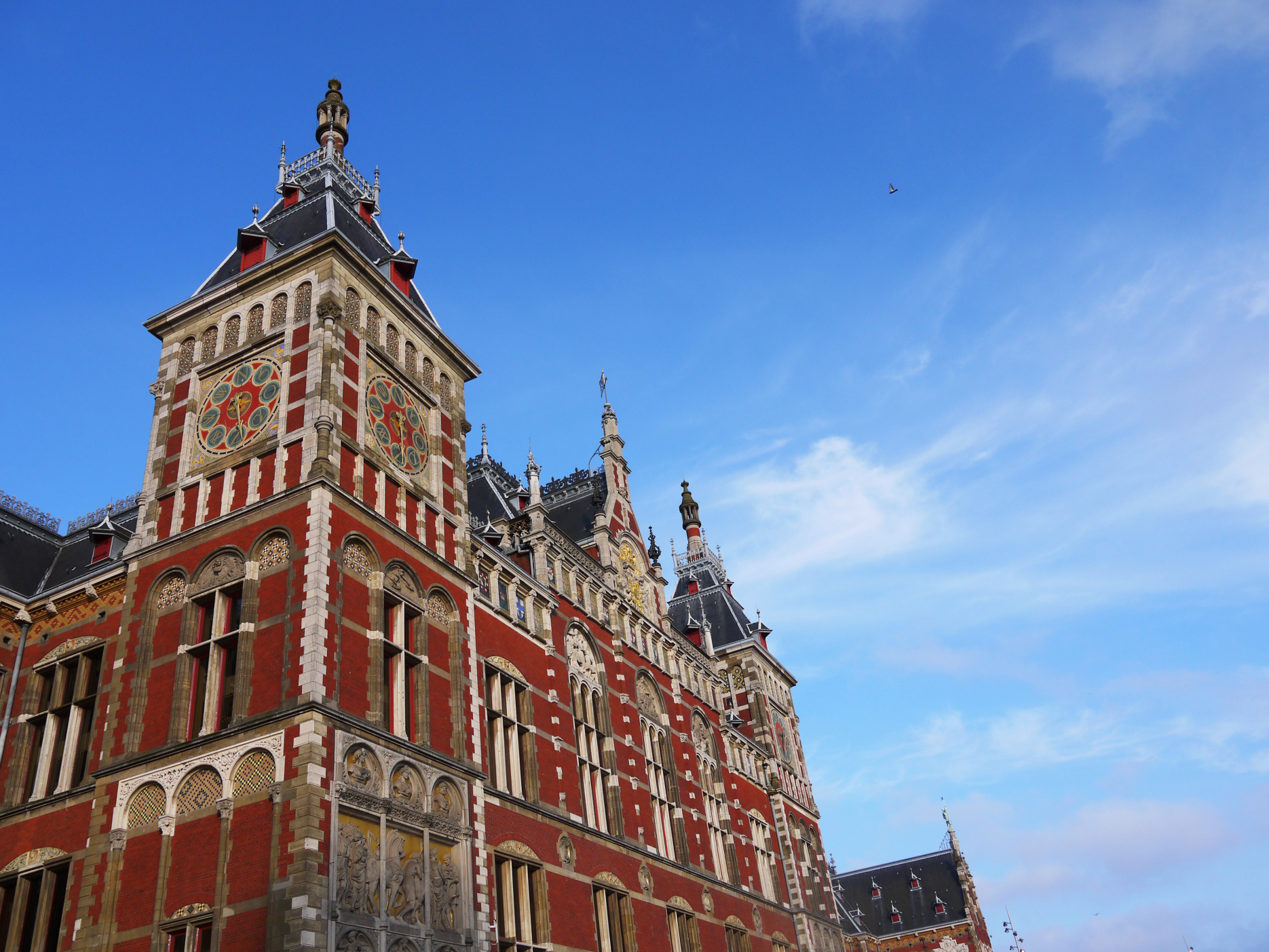 ONE DAY IN AMSTERDAM – PART II