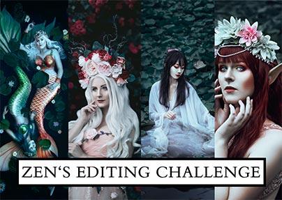 Zen's Editing Challenge